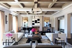 At home with Khlo� and Kourtney Kardashian - Vogue Living