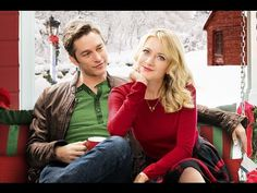 Preview - My Christmas Love - Stars Meredith Hagner, Bobby Campo, Megan Park and Gregory Harrison - YouTube