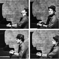 Bruno Mars. Love him!