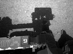 NASA - Curiosity Looks Away from the Sun