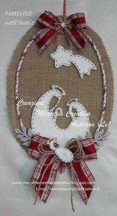 What do you think Christmas Nativity Scene, Christmas And New Year, Burlap, Rustic Christmas Ornamen Christmas Sewing, Christmas Fabric, Felt Christmas, Rustic Christmas, Christmas Holidays, Christmas Wreaths, Baby First Christmas Ornament, Christmas Nativity Scene, Xmas Ornaments