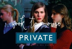 Private de Kate Brian al cine Kate Brian's Private Novels Are Heading to the Big Screen Movie adaptation of YA book series Private in the works at Warner Bros.'Private' YA Books In Works As Film From Alloy & Warner Bros Kate Brian, Serie Web, Ya Books, Warner Bros, Book Series, Decir No, Drama, Movies, World