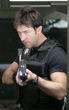 Lt Col John Sheppard (Joe Flanigan) SGA