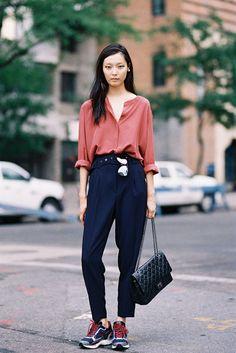 New York Fashion Week SS 2015....Sunghee Kim