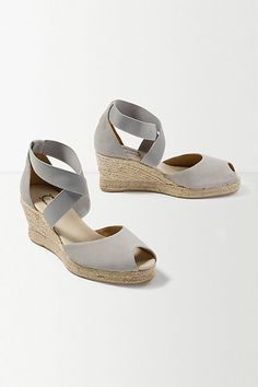 Dover Wedges #anthropologie