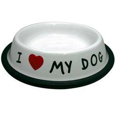 Comedouro Cachorros Branco 16oz - LIVIT HOME $ 139,39