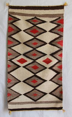 Native American Navajo Rug on Etsy, $385.00