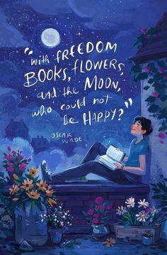 Book quotes by oscar Wilde. With freedom books flowers and the moon, who could not be happy. I Love Books, Books To Read, Amazing Books, Blog Art, Cultural Architecture, Architecture Art, Reading Quotes, Lectures, Beautiful Words