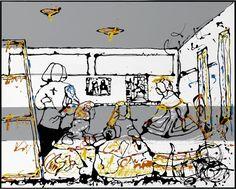 Cuadro Marsella Marpau (130x100) | iBergada decora tu hogar