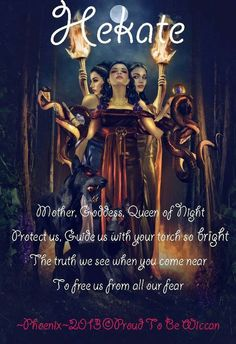 Hecate – Witches Of The Craft®
