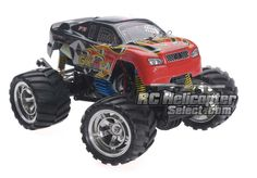 Haiboxing (2018) Giant GX-4 1/20 Electric 4WD Mini Monster Truck RTR