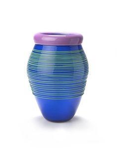 Toots (Mary Ann ) Zynsky, Vase 'chiacchera'