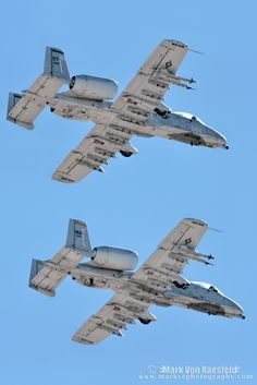 Eyes to the Skies — Thunderbolt II