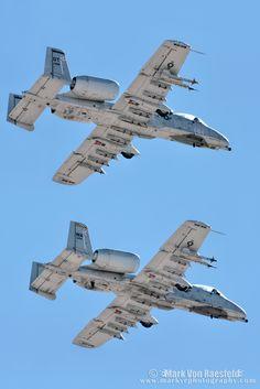 """eyestothe-skies: """" A-10 Thunderbolt II """""""