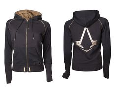 Assassin's Creed ® Syndicate Ladies Official Licensed Hoodie