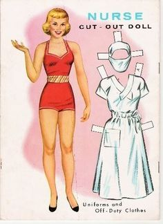 I used to love paper dolls when I was Young, isn't this sooo cute!  picasa Mary Ann's Gallery
