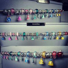 Mika 635 Disney Pandora Bracelet, Pandora Charms Disney, Disney Jewelry, Pandora Bracelets, Pandora Jewelry, Nerd Jewelry, Cute Jewelry, Bracelet Designs, Jewerly