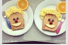 Great breakfast for kids