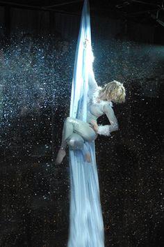 Nicole Pearson, Aerial Silks