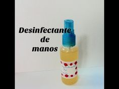 Spray desinfectante de manos EcoDaisy - YouTube