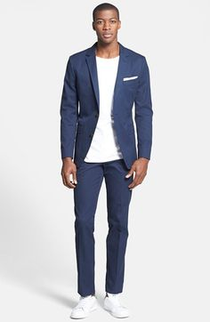 Bonobos Cotton Blazer & Trousers  available at #Nordstrom