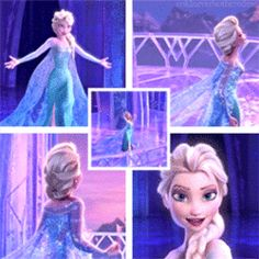 The cold never bothered me anyway.....such a powerful song! One of my faves! so excited I learned it in sign language!