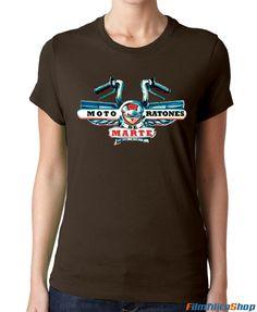 Camiseta Motorratones de Marte