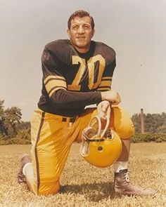 Ernie Stautner - Pittsburgh Steelers