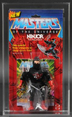 Ninjor | 18 Pricey And Rare He-Man And The Masters Of The Universe Toys