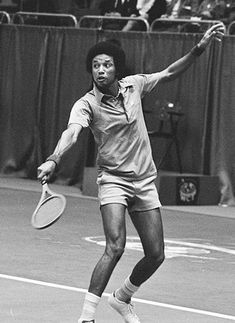 Quotes for Public Speakers (No. 267) - Arthur Ashe