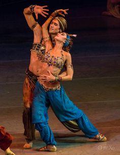 Scheherazade: Alisa Sodoleva and Danila Korsuntsev, Mariinsky Ballet