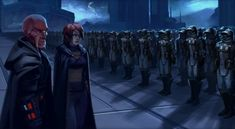 For three hundred years, the Galactic Republic knew a relative calm among the stars after the turbulent period of wars not only against the Sith and foreign powers but among their own ranks. Description from twcenter.net. I searched for this on bing.com/images