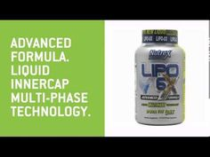 Advanced formula. Liquid Innercap Multi-Phase Technology. Burn fat fast! Lipo-6X is the most advanced fat burner using a new and patent-pending Innercap multi-phase technology. This unique multi-phase technology combines rapid liquid capsule delivery with controlled-release inside capsule technology.