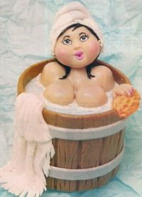 Фигуры людей,малышей - Мастер-классы по украшению тортов Cake Decorating Tutorials (How To's) Tortas Paso a Paso