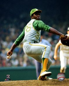 Vida Blue, Oakland Athletics