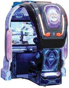 Armed Resistance DLX Video Arcade Game | UNIS