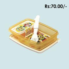 LUNCH CONTAINER JUNIOR #lunchbox #schoollunchbox #lunchboxfortravel #online #plastic #shopping #grahakji