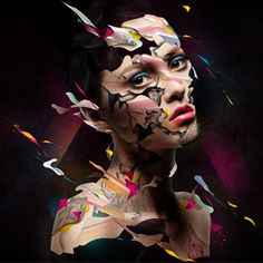 """"""" Retrato de uma perfeita estranha"""" estará disponível para download gratuito durante as 24 horas da quinta-feira, dia 10 de outubro, em formato PSD"""