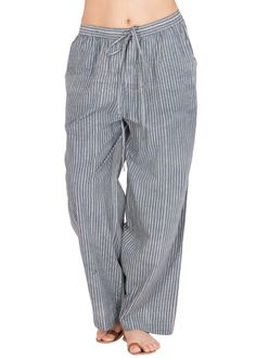 2c6cfc4fba Grey Daaboo Print Cotton Elastic Pant