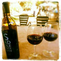 Photo by anomyle at the Malibu Wines Tasting Room