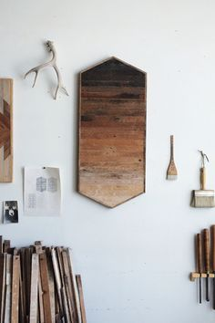 Ariele Alasko – wood items
