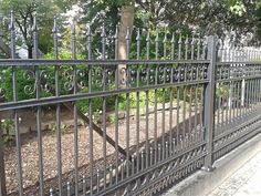 Nostalgiezaun - nostalgic fence