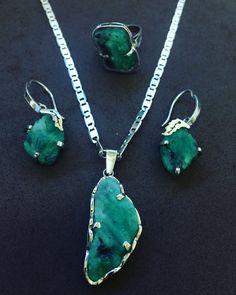Mia bellas esmeraldas!