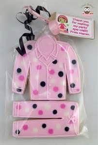 pajama decorated cookies - Bing Images