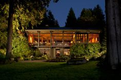 Hip Northwest Modern Home | Cool Houses Daily