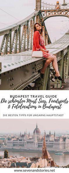 Die besten Tipps für Budapest. Wunderschöne Fotolocations, tolle Foodspots und die einzig wahren Must Sees! Come with me to Budapest! Budapest Travel Guide.