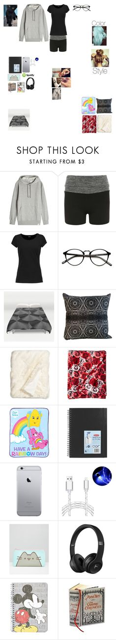 """Night night time"" by jaymilyn ❤ liked on Polyvore featuring adidas Originals, Dorothy Perkins, Cosabella, Elise Flashman, Nordstrom, Vera Bradley, Pusheen and Topshop"