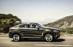 BMW X6 готовится к премьере Опубликованы первые изображения баварского купе-кроссовера нового поколения.