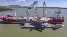 German lifting specialist Hansa Heavy Lift has completed transportation of a BioPower Systems, or BPS, pilot unit and retrieval rig from Vũng Tàu in Vietnam to Portland, Australia.