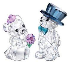 #Swarovski, Crystal You and I Figurine